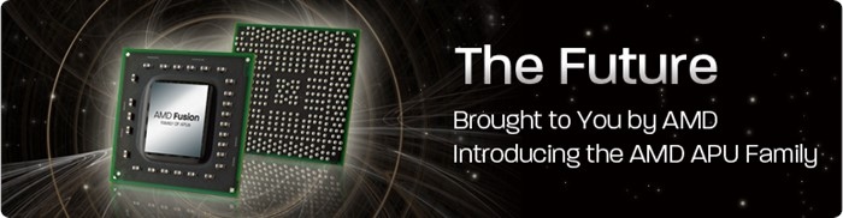Fusion - A APU da AMD