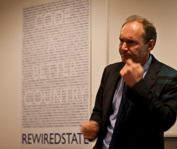 Tim Berners-Lee, criador da WWW