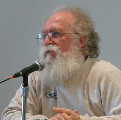 Jon Maddog Hall, diretor da Linux International