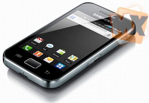 O novo Android da Samsung: Cooper ou Ace?