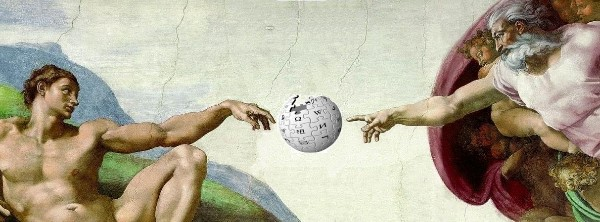 O conhecimento infinito da Wikipédia...