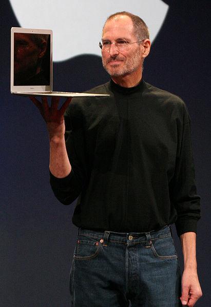 Steve Jobs e o controle total de suas criações.