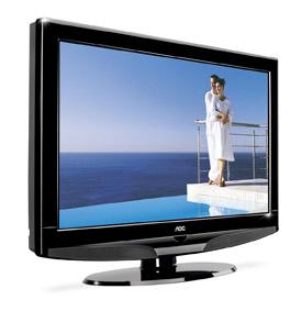 TV LCD AOC