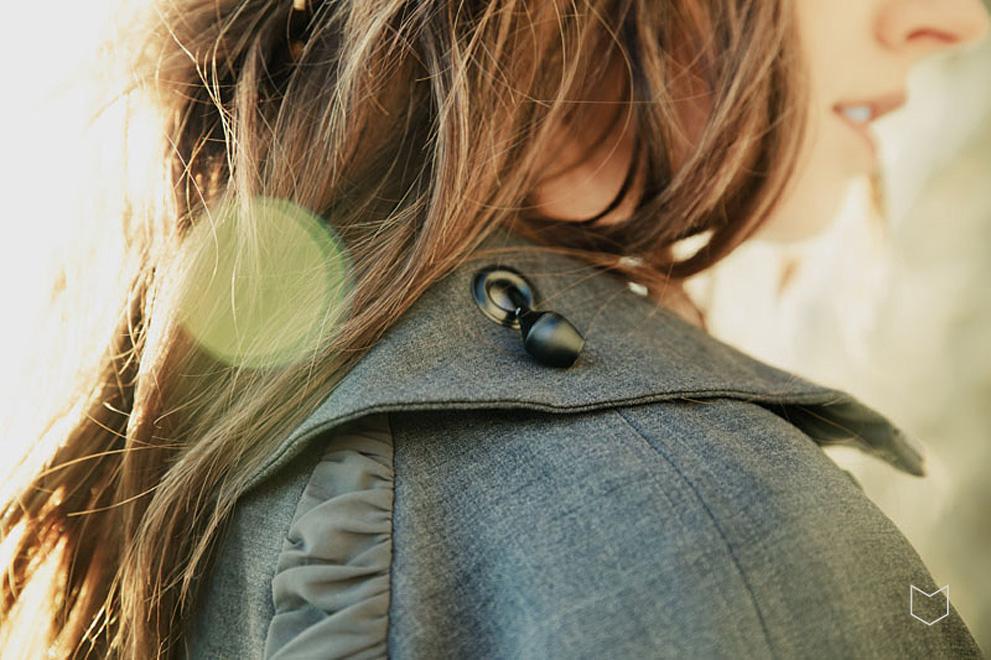 Zip permite controle de áudio por meio de movimentos. Fonte da imagem: Divulgação / Electricfoxy