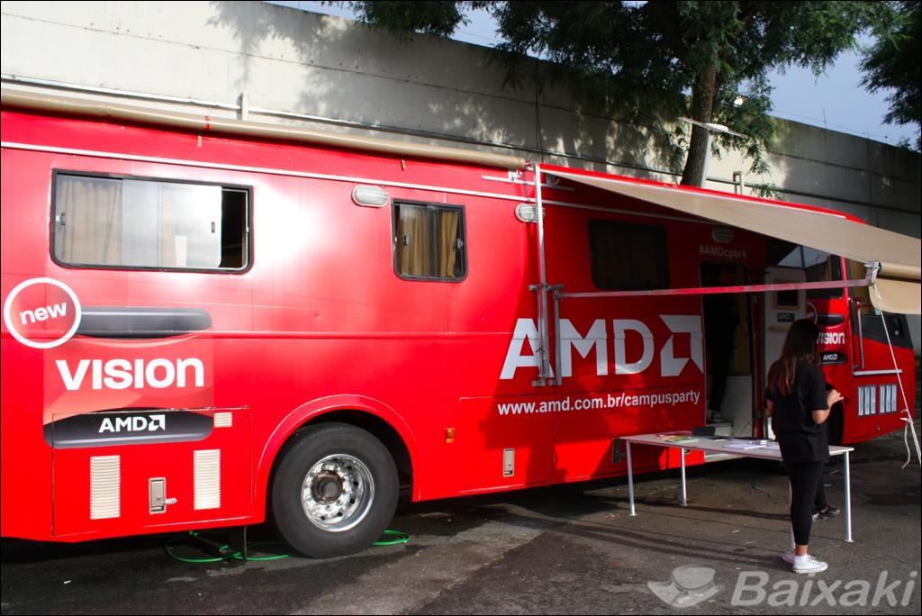 Motorhome da AMD