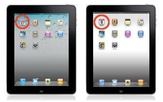 O calendário pode indicar a data de lançamento do novo iPad?