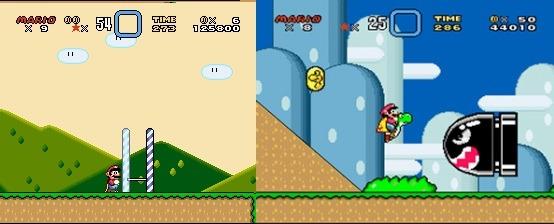Super Mario World DX