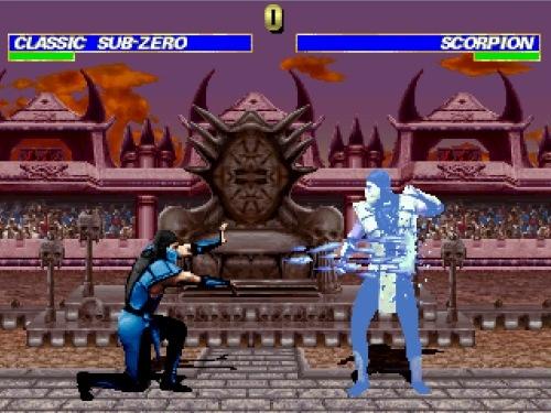 Mortal Kombat (MUGEN Project)