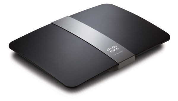 Cisco Linksys E4200 - Elegante e veloz
