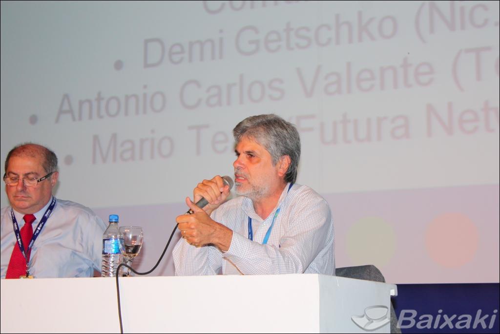 Antonio Carlos Valente, da Telebrasil