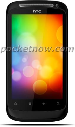 Evolução do HTC Desire?