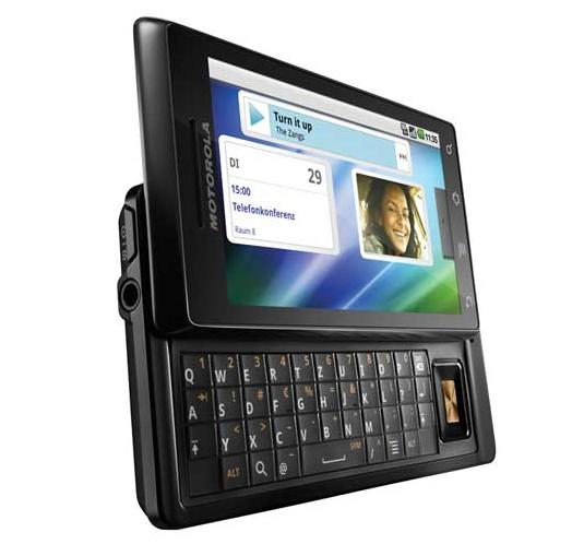 Motorola Milestone por R$ 880,94