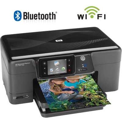Multifuncional HP com Bluetooth e Wi-Fi