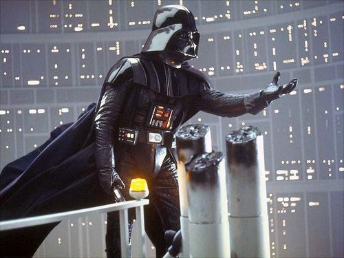 Não, eu sou seu pai!