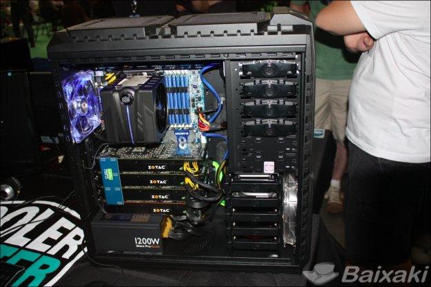 Computador mais caro da Campus Party