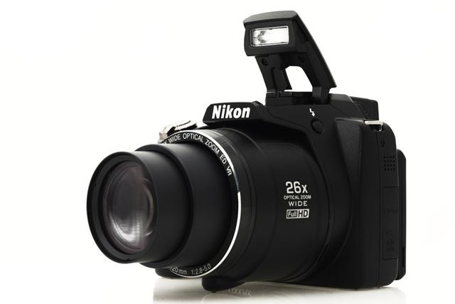 Nikon P100. Fonte da imagem: Divulgação/Nikon.