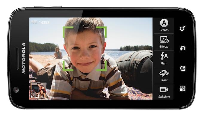 Motorola Atrix 4G já roda com Tegra