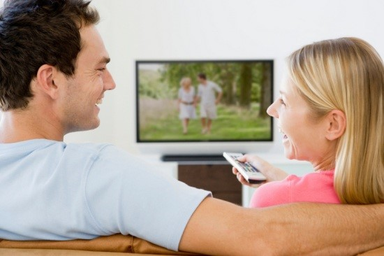PC na TV