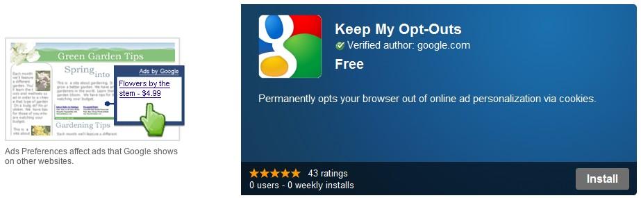 Extensão para o Google Chrome