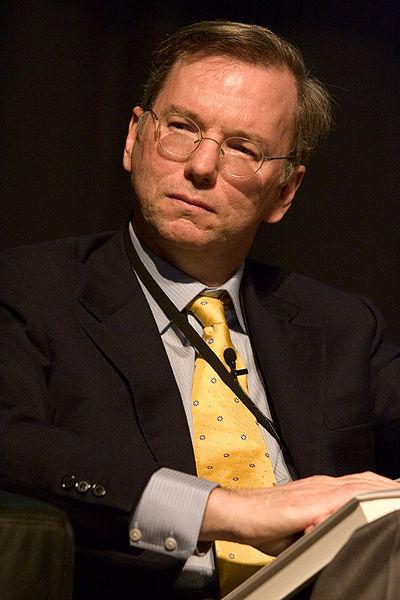 Schmidt deixa a diretoria, mas não pretende abandonar a Google tão cedo.