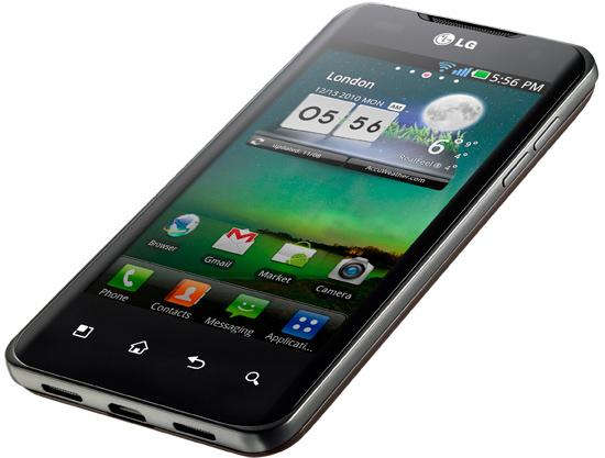 LG Optimus 2X é poderoso