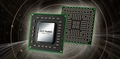 Processadores AMD eBrazos Fusion