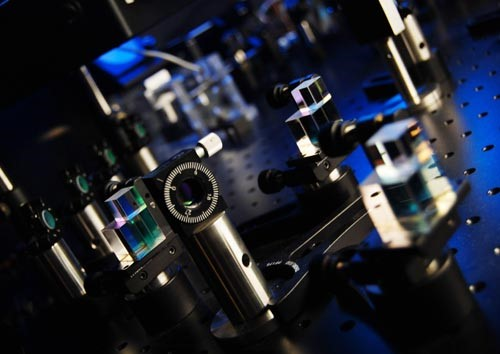 Microscópio à base de laser captura imagens do cérebro em 3D
