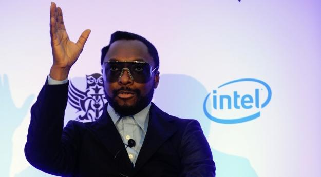 O Diretor de Inovação Criativa da Intel, mais conhecido como will.i.am.