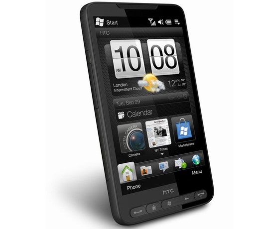 HTC com Windows Phone 7 foi hackeado