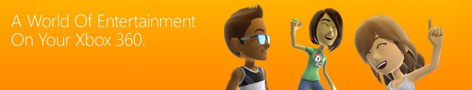 Redes sociais na sua Xbox Live Brasil