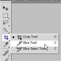 Dependendo da versão do Photoshop, a posição das ferramentas pode variar!