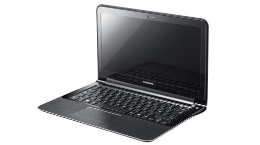 Laptop ultrafino da Samsung.