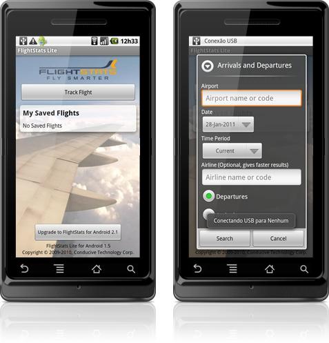 FlightStats Lite para Android