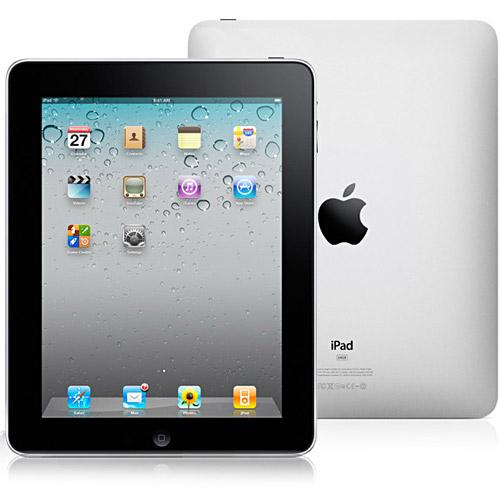 iPad, com tela touchscreen: nova tecnologia pode tornar custo das telas mais barato