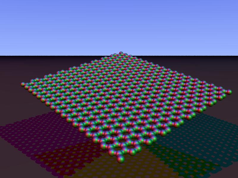 Nanotubos de grafeno