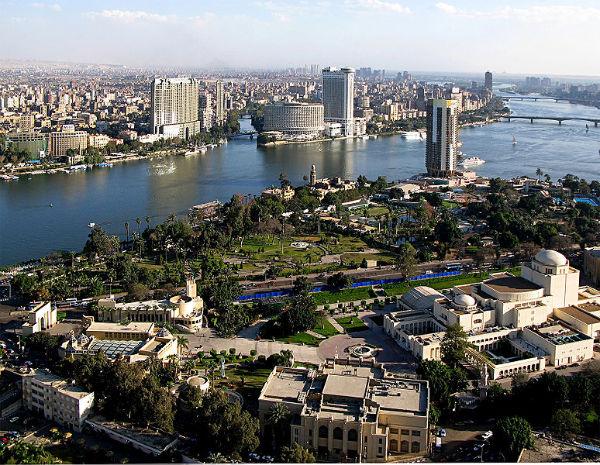 Cidade do Cairo, capital do país, amanheceu sem internet nesta sexta-feira