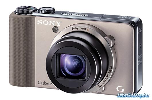 Câmera digital HX9V