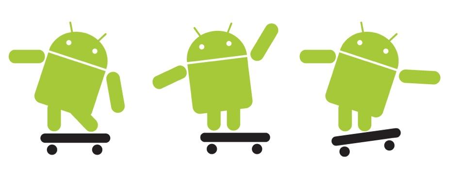 Sistema operacional móvel da Google é líder de mercado.