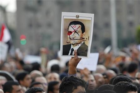Por conta de protestos em Cairo, o termo Egito é censurado na China.