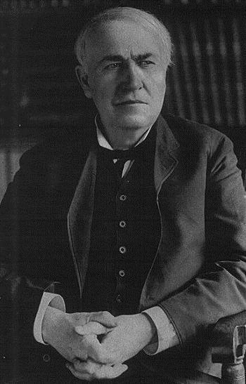 Edison e suas previsões certeiras