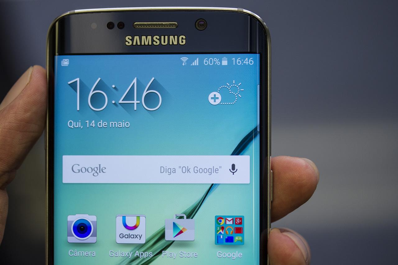 Fotos do Galaxy S6