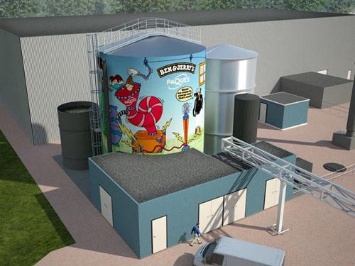 Projeto da Unilever prevê autonomia de 40% na produção de energia