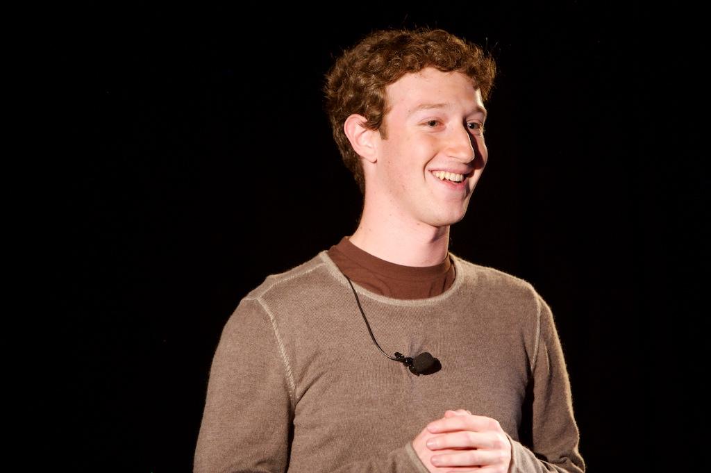 Mark Zuckerberg é o imperador das redes sociais