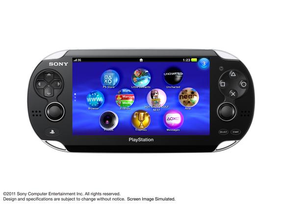 PSP 2 e suas imagens surpreendentes