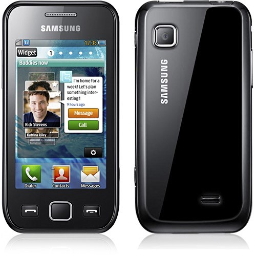 Samsung Wave com AMOLED