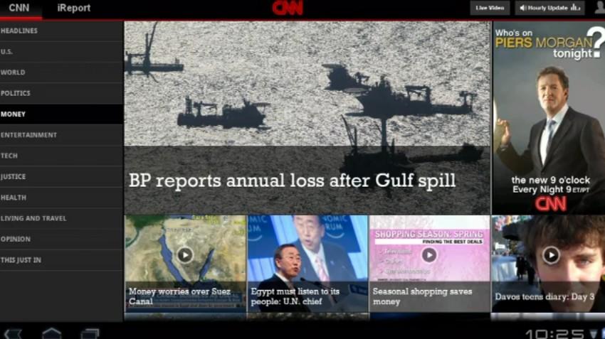 App da CNN