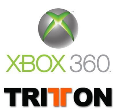 Xbox 360 receberá linha de fones de ouvido Mad Catz Tritton