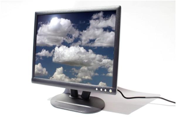 A computação nas nuvens prevê armazenamento de dados na rede.