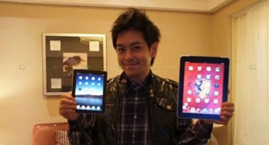 iPad 2 deve ser anunciado nos próximos meses.