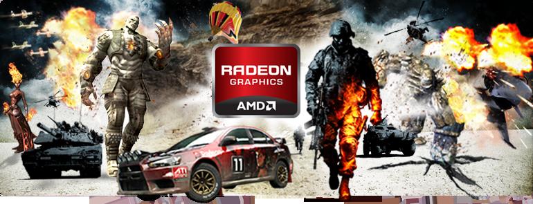 Novas placas da AMD anunciadas